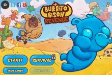 Burrito Bison Revenge by Adult Swim
