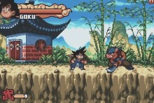 Dragonball Advanced Adventure – Rising Sun (GBA)