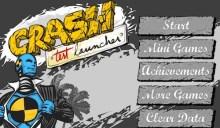 Crash Test Launcher