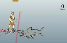 Super Viking Shark Punch