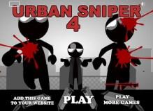 The Urban Sniper 4
