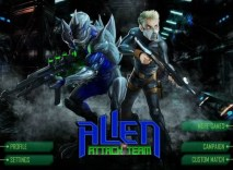 Alien Attack Team 1