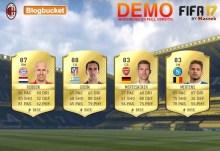 FIFA 17: Mini FUT