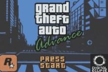 Grant Theft Auto Advance (GBA)