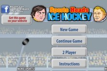 Ice Hockey by Sports Heads