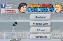 Ice Hockey by Sports Heads