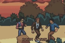 Jackie Chan Adventures: Legends of the Dark Hand (GBA)