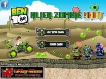 Ben 10 Alien Zombie Shoot