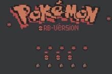 Pokemon Orb Version (GB)