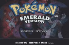 Pokemon Emerald Mega Power (GBA)