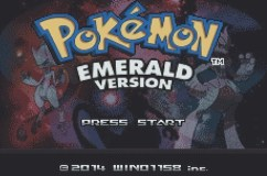 Pokemon Emerald Mega Power (GBA)