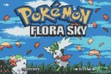 Pokemon Flora Sky (GBA)