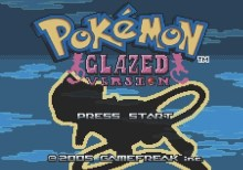 Pokemon Glazed (GBA)