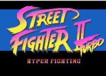 Street Fighters 2 Turbo (SNES)