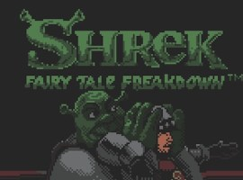 shreak failrytale