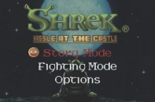 Shrek: Hassle at the Castle (GBA)