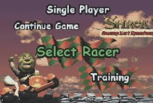 Shrek Swamp Kart Speedway (GBA)
