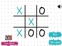 Tic Tac Toe Dots