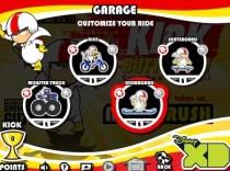 Kick Buttowskis Motorush (4 in one Racing Game)