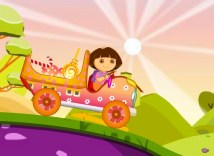 Dora Candy Transport