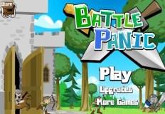Battle Panic by Ninja Kiwi