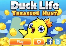 Duck Life: Treasure Hunt (Version 5)