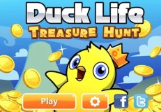 Duck Life: Treasure Hunt (Version 5)
