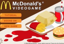 McDonald's Video Game Hacked