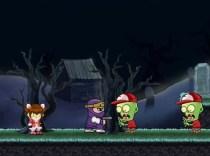 Ninja Ben vs Zombies