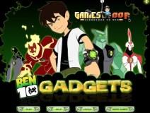 Ben 10 Gadgets