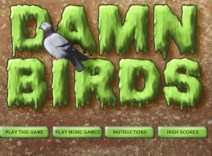 Damn Birds Hacked