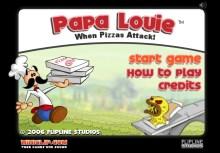 Papa Louie Hacked