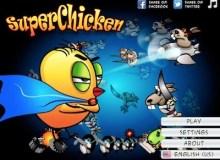 Superchicken (vs Penguins)