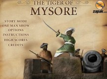 Tiger of Mysore Hacked
