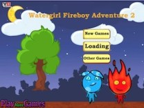 Watergirl Fireboy Adventure 2