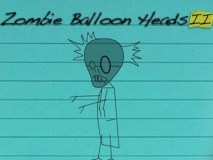 Zombie Balloon Heads 2