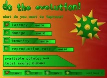 Infect Evolve Hacked
