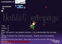 Hobbit Rampage Hacked