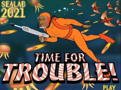 SEALAB 2021: Time for Trouble Hacked
