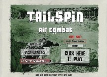 Tailspin Air Combat Hacked