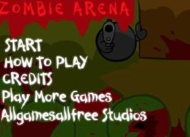 zombie arena hacked