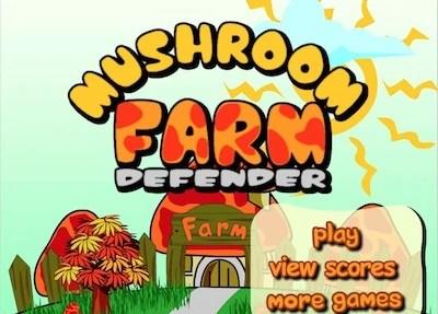 Mushroom Farm Defender Hacked