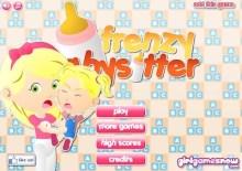 Frenzy Baby Sitter