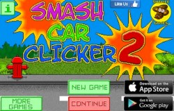 Smash Car Clicker 2