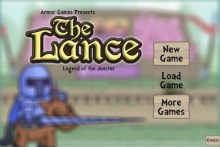 The Lance - Medieval Knight Lance