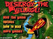 Destroy the Village
