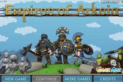 emires of arkeia