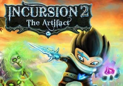Incursion 2 The Artifact