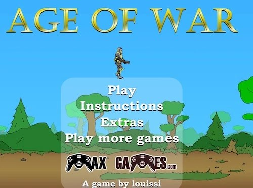 Age Of War 1 2 And 3 Techgrapple Games