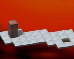 Bloxorz Cool Math Games Unblocked